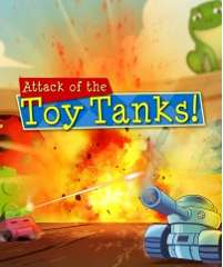 Attack of the Toy Tanks Game Cover