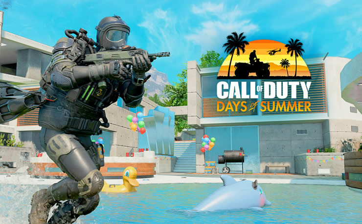 Black Ops 4 Patch Notes 1.18  – Days of Summer Update