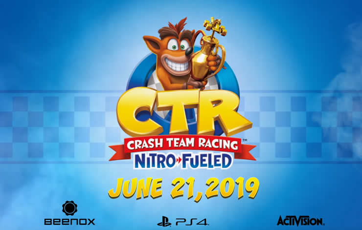 Crash Team Racing Update Version  1.21 – Patch Notes on October 26