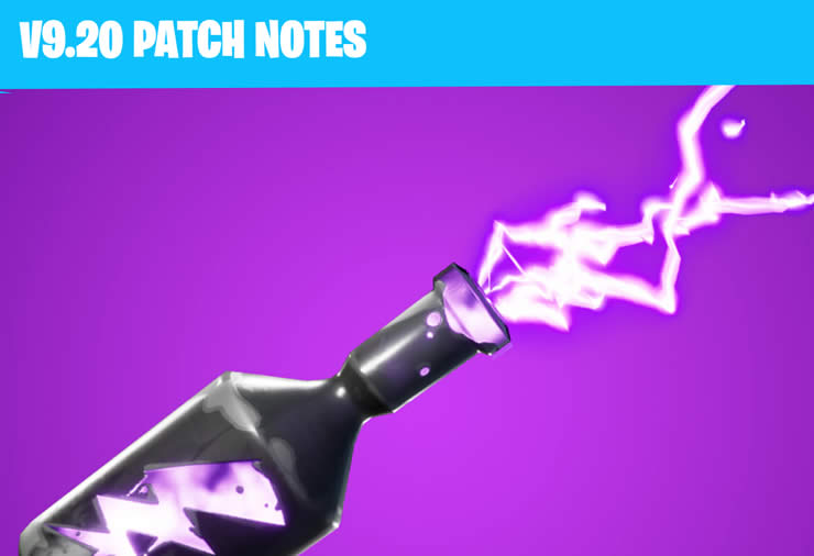 Fortnite Patch Notes 2.24 – Update 9.20 brings the Storm Flip