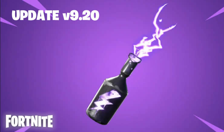 Fortnite Update 9.20 will be released June 6th – Maintenance