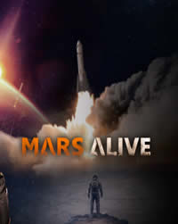 Mars Alive Game Cover
