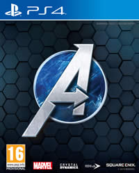 Marvel's Avengers Game Cover