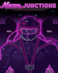 Neon Junctions Game Cover