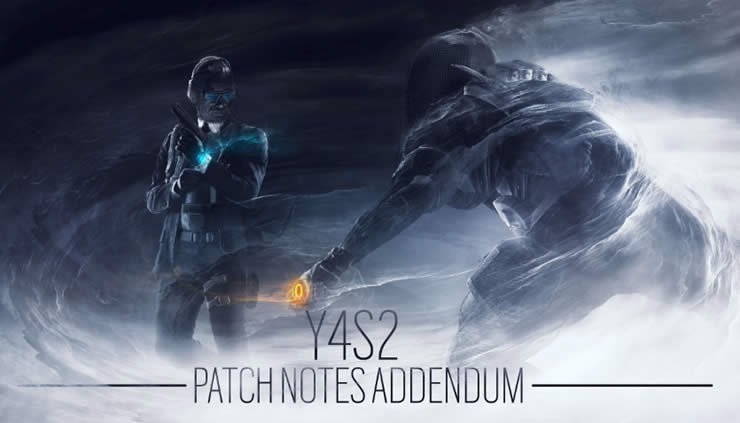 Rainbow Six Siege: Patch Notes 1.67 – Update Y4S2