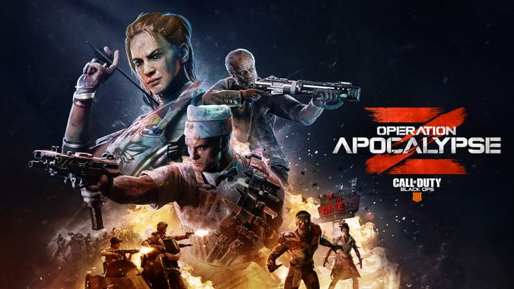 Black Ops 4: Operation Apocalypse Z Patch 1.20 – Appointment Revealed