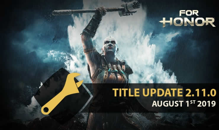 For Honor Patch Notes 2.11.0 – New Hero, Bug Fixes and New Content