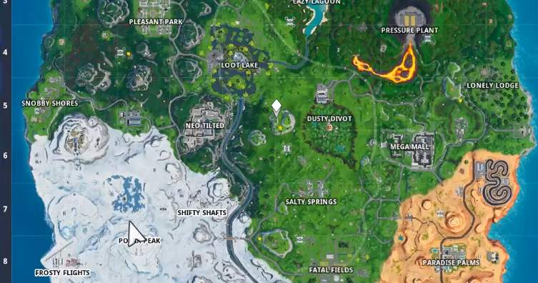 Fortbyte 94 Map Location
