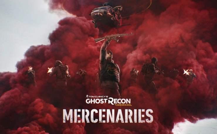 Ghost Recon Wildlands Patch Notes 1.29 – Mercenaries Update