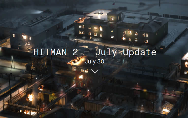 Hitman 2 Update 2.50 – Patch Notes 1.17 for PS4, Xbox One and PC
