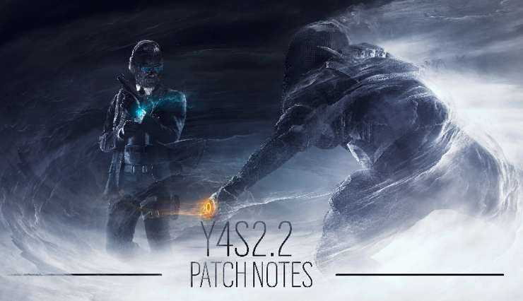 Rainbow Six Siege: Patch Notes 1.69 – Update 4.2.2