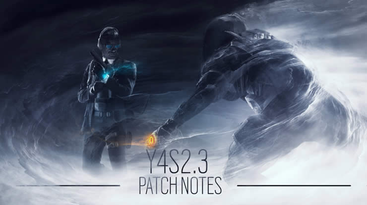 Rainbow Six Siege Update 4.2.3 – Patch Notes 1.70