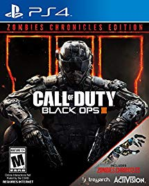 Call of Duty: Black Ops III Game Cover