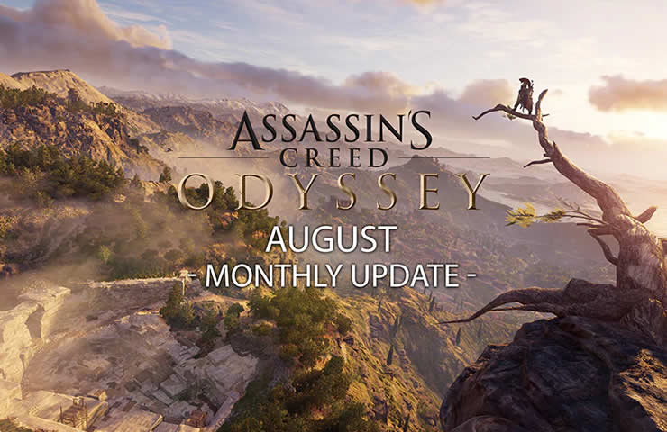Assassin's Creed Odyssey Patch Notes 1.50 – New Update August 27