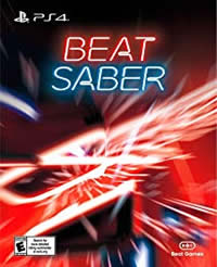 Beat Saber Game Cover