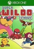 Super Wiloo Demake Game Cover
