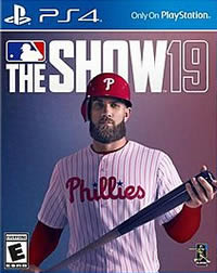 MLB The Show 19 Game Cover