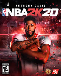 NBA 2K20 Game Cover