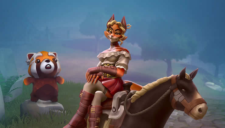 Realm Royale Update OB21 – Patch Notes 1.37 for all Platforms