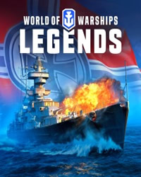 World of Warships: Legends Game Cover