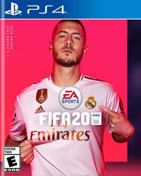 FIFA 20 Game Cover