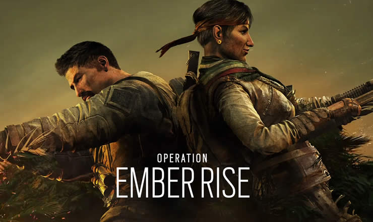 Rainbow Six Siege: Update 1.71 Patch Notes 4.3 – Ember Rise Update