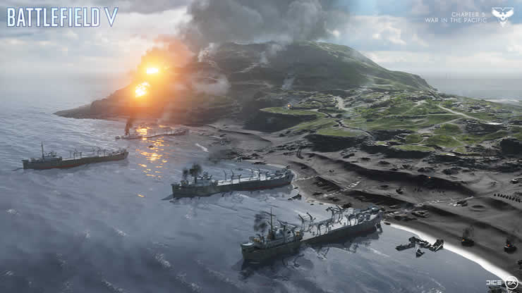 Battlefield 5 Update 1.27 Patch Notes 5.0 Released