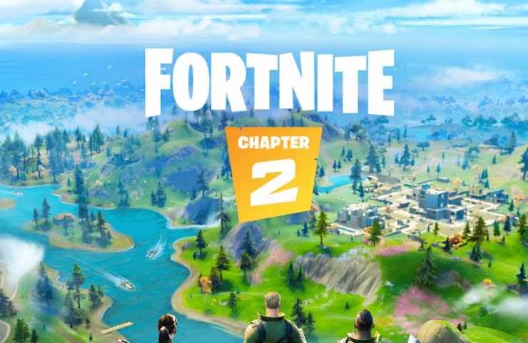 Fortnite Update Version 2.45 – Patch Notes 11.11 on November 13
