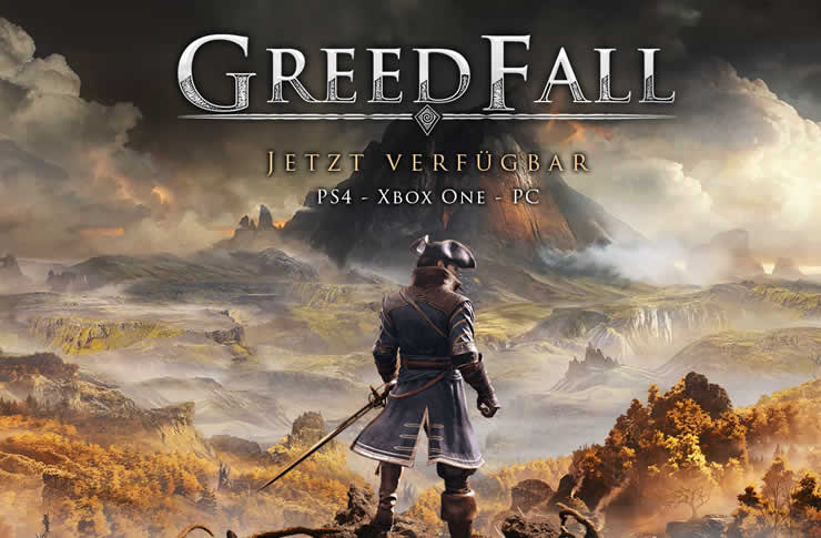 GreedFall Update 1.04 Patch Notes of October 31