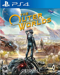 The Outer Worlds Game Cover
