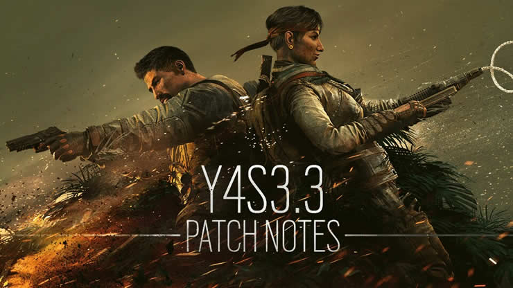 Rainbow Six Siege Update 1.75 – Patch Notes 4.3.2 on October 22