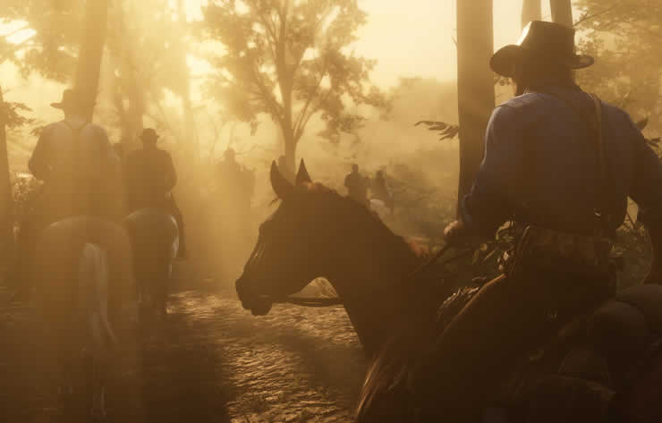 Red Dead Redemption 2 Patch Notes 1.17 – New Update on February 13