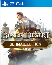 Black Desert Online Game Cover