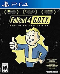 Fallout 4 Game Cover