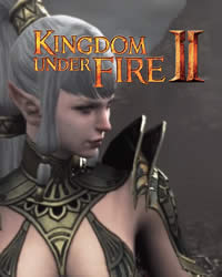 Kingdom Under Fire 2 Game Cover