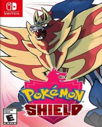 Pokemon Sword & Shield Game Cover
