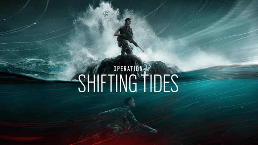 Rainbow Six Siege Update Patch Notes 4.4 – Shifting Tides