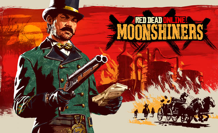 Red Dead Redemption 2 Update Patch Notes 1.15 – Moonshiners