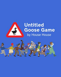 Untitled Goose Game Game Cover
