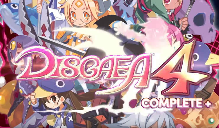 Disgaea 4 Complete+ Patch Notes 1.10  – New Update Released