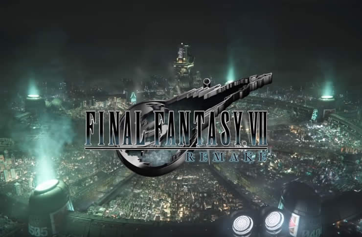 Final Fantasy 7 Remake Demo file size revealed