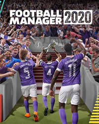 Football Manager 2020 Game Cover