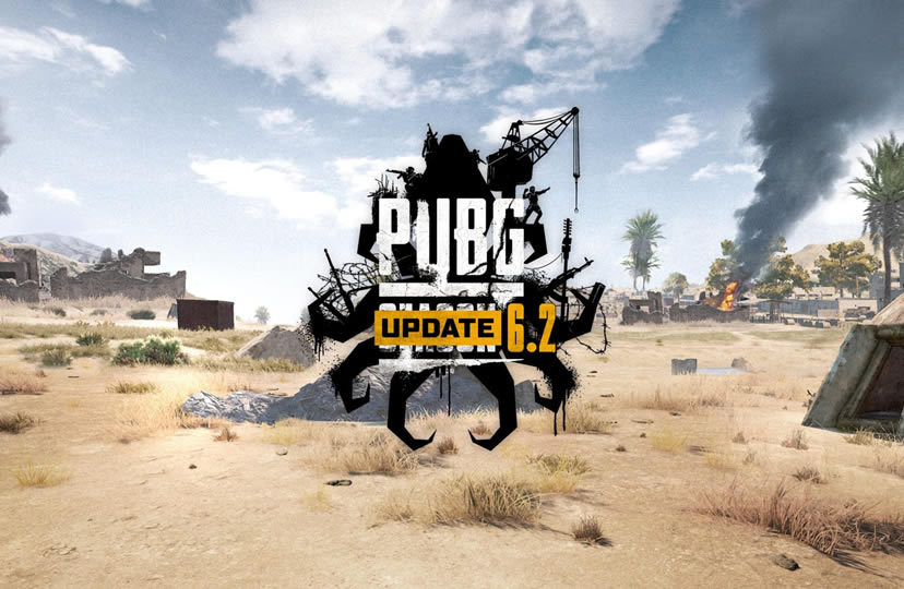 PUBG Update 6.2 is Live! Patch Notes 1.38 on March 10