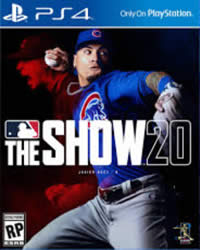 MLB The Show 20 Game Cover