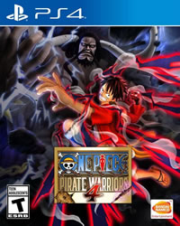 One Piece Pirate Warriors 4 Game Cover