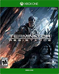 Terminator Resistance Game Cover