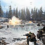 Warzone Battle Screen
