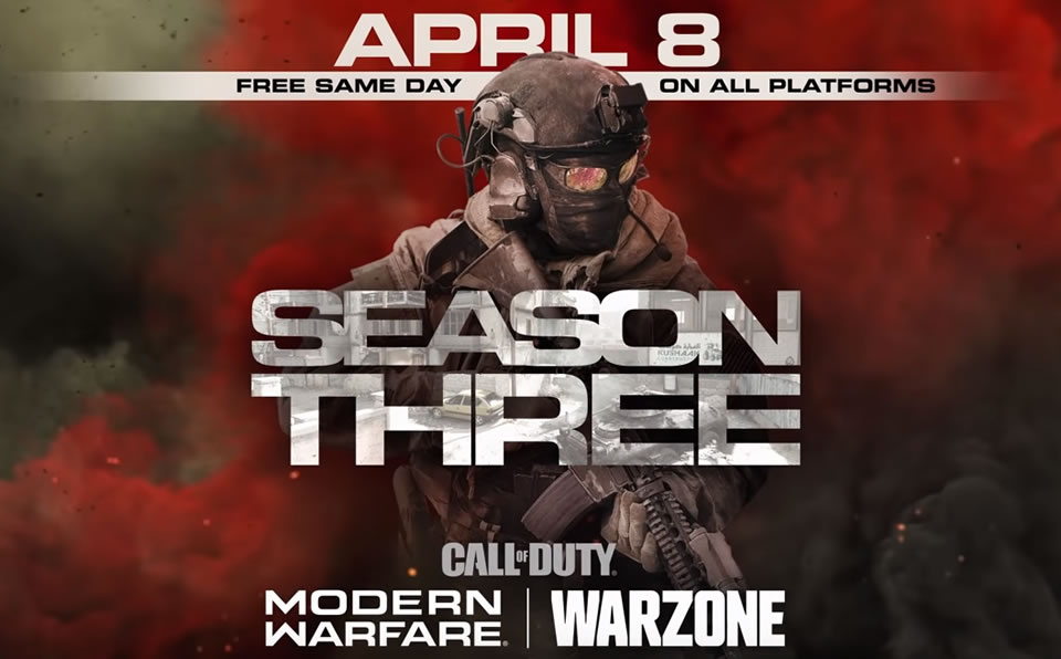 Modern Warfare Update 1.19 – Warzone Season 3 Patch Notes