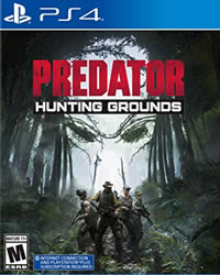 Predator Hunting Grounds Game Cover