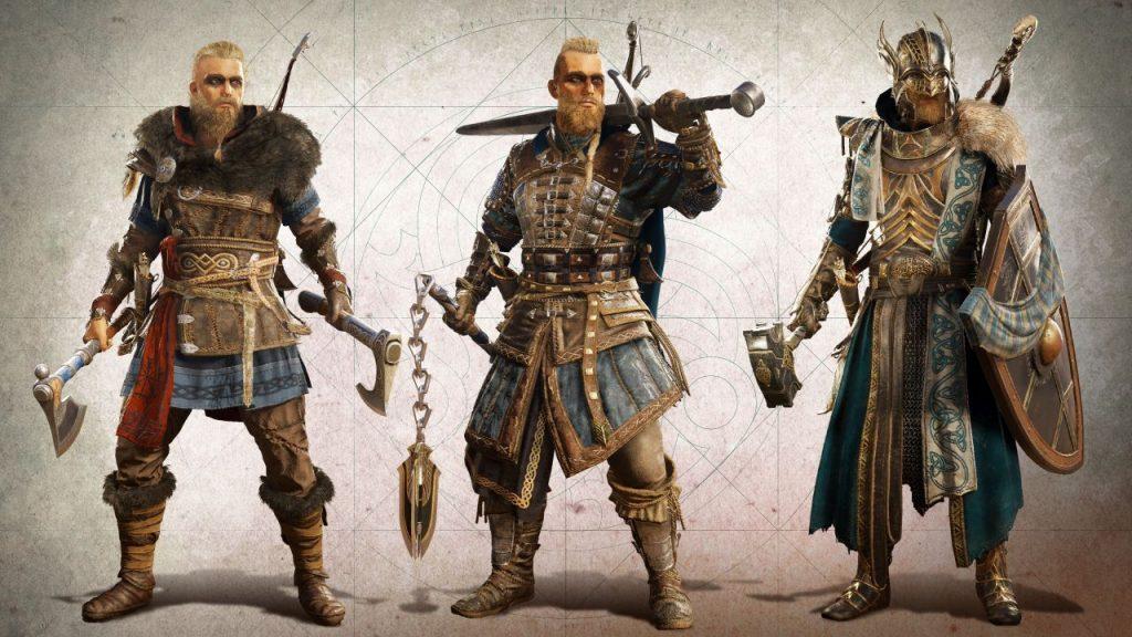 Assassins Creed Valhall Screenshot